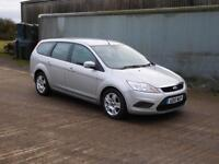 2010 Ford Focus 1.6TDCi 110 ( DPF ) 2010.25MY Style