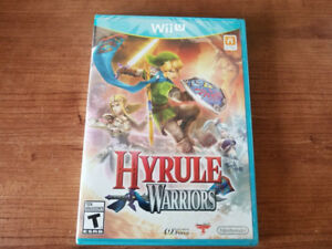 Hyrule Warriors - Wii U Game - Brand New