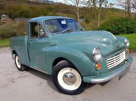 Morris Minor Pick up Full nut and bolt rebuild, showroom condition truck / LCV