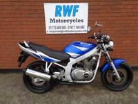 SUZUKI GS 500 K2, 2003, ONLY 2 OWNERS & 15,283 MILES, EXCELLENT COND, FULL MOT