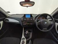 2016 66 BMW 118D SE £20 ROAD TAX 5 DOOR HATCHBACK SAT NAV 1 OWNER SVC HISTORY