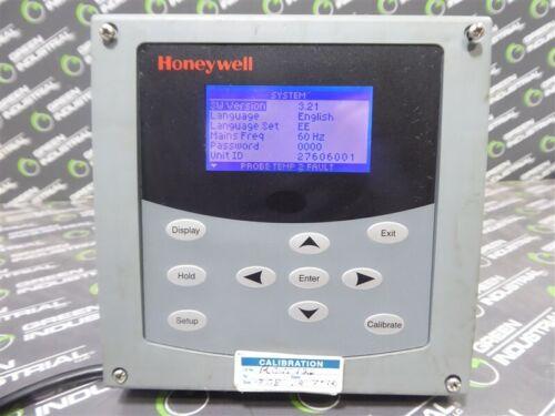 USED Honeywell UDA2182-CC1-CC2-NN-N-0000-EE Dual Input Analytical Analyzer