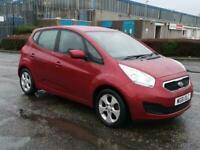 2012 (61) KIA Venga 1.6 i 16v 2 5dr Hatchback for £3500