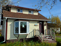 NEW LISTING: Home in Scoudouc, Half Acre! Great Deal
