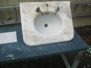OLD QUEEN ANNE SINK 150 YEARS OLD