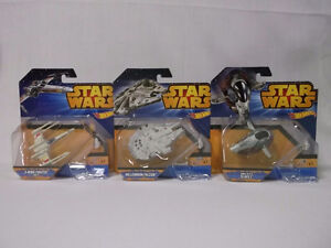 Hotwheels Star Wars Vehicles - Assorted