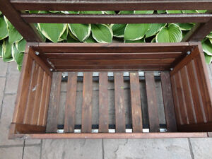 Two Red Cedar Planter Box With Trellis and Shelves -$120.00/ea Kitchener / Waterloo Kitchener Area image 9