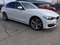 BMW 320 2.0i ( 184bhp ) i Auto/Step 12 62 Sport 38,000 miles FSH