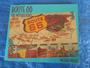 ROUTE 66 THE MOTHER ROAD 1ST EDITION