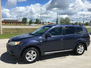 2009 Mitsubishi Outlander awd , only 145000 km for $7250 obo