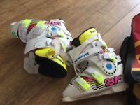 Ski boots size 6