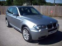 BMW X3 D M SPORT