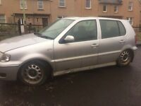 Breaking for parts 2000 vw polo 6n2 1.4 tdi