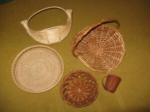 Beautiful Wicker Pieces - Great Condition