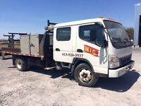 PRICE REDUCED 2007 Mitsubisi Fuso FE145 Crew Cab
