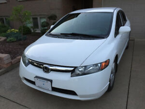 2008 Honda Civic - Certified and E-Tested