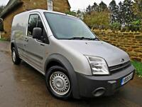 2006 Ford Transit Connect 1.8TDdi ( 75PS ) Low Roof Van T200 SWB LX Plus
