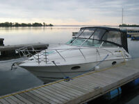 Doral 25' Cruiser Loaded With Features & Options (Incl Trailer)