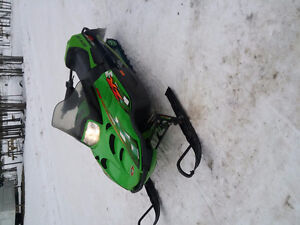 Great condition  short track for sale
