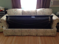 Great Clean Pull-out-bed Couch for $40 OR Best Offer