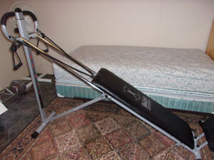 Body Sculptures Total Trainer BSB 1700, Excellent Condition