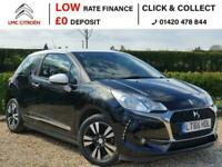 2016 DS DS 3 1.2 PURETECH CHIC 3d 80 BHP Hatchback Petrol Manual