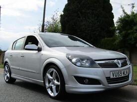 2009 Vauxhall Astra 1.9 CDTi 16V SRi 150 BHP 5DR TURBO DIESEL HATCHBACK ** FU...