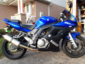 2005 SV650S For Sale