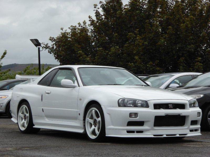 2000 Nissan Skyline R34 Gt R 26 Twin Turbo Fresh Import Jdm In