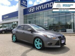 2012 Ford Focus ST | LOCAL TRADE  - Bluetooth -  SYNC