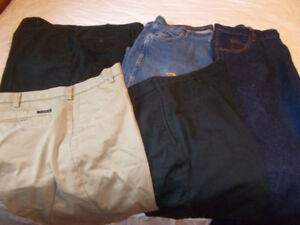 Men's Pants- Large sizes- 42 to 46