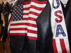 """""""Easy Rider"""" jacket in large -  recycledgear.ca Kawartha Lakes Peterborough Area image 3"""