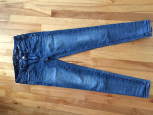 Jegging super stretch American Eagle taille 0