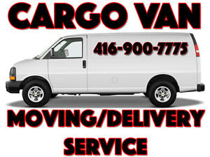 MOVING & DELIVERY SERVICE - RUSH & LAST MINUTE MOVER SPECIAL