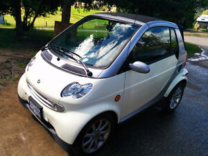 2005 Smart Convertable Diesel