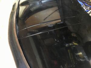 Hood off 2005 Chevrolet Monte Carlo(black)