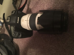 5D mark ii with 70-200 2.8F IS USM