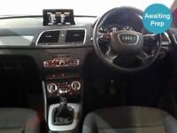 2013 AUDI Q3 2.0 TDI SE 5dr SUV 5 Seats