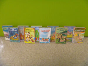 Assorted Bobbsey Twins Books
