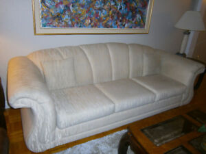Couch and Chair Set for sale - Excellent condition