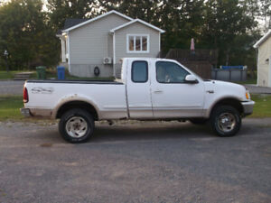 1996 Ford F-150 Camionnette  king cab 4x4