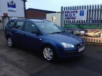 Ford Focus 1.6 115 2006MY LX estate