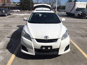 2009 Toyota Matrix SRX sunroof 4 wheel drive