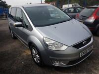 2008 Ford Galaxy 1.8TDCi ( 125ps ) 6sp Zetec