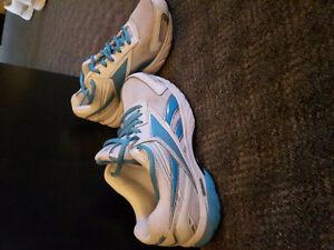 Reebok woman runners