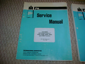 Farm Equipment Operator's and Service Manuals London Ontario image 4