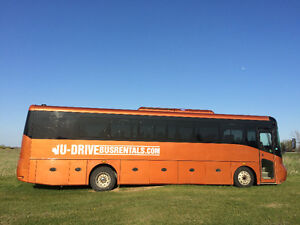 NEW PRICE!!!! 2010 Glaval Synergy 41 Passenger Coach Bus