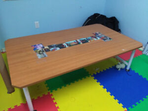 Table for Childcare