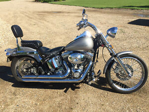 Harley Davidson  Softail for sale.