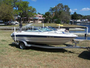 1993 Searay Bowrider, great boat.
